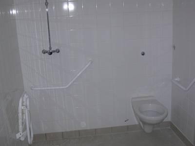Salle De Bain Pour Handicap L 39 Internat Du Lyc E Jeanne