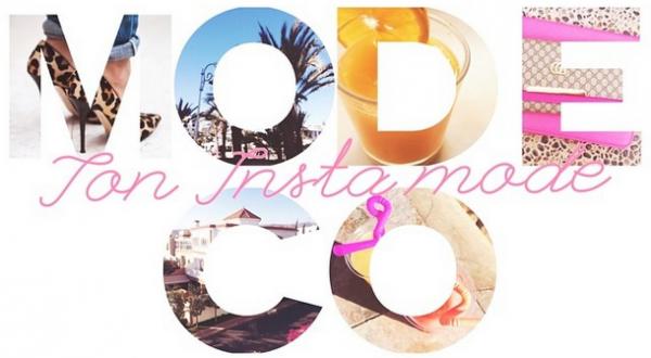 Retour cette fois ci sur Instagram !