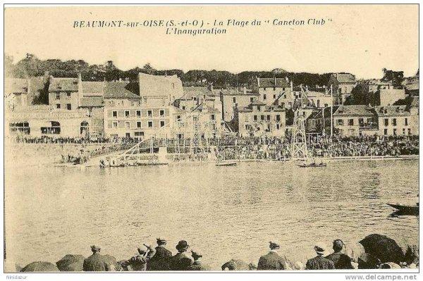 La plage de beaumont sur oise cheryl60100 for Garage ml auto beaumont sur oise