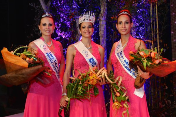 Miss Roussillon 2014 / Miss Nouvelle Cal�donie 2014 / Miss Mayotte 2014