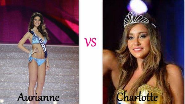 VS Miss Roussillon et C�te d'Azur 2012, 2013 et 2014 !
