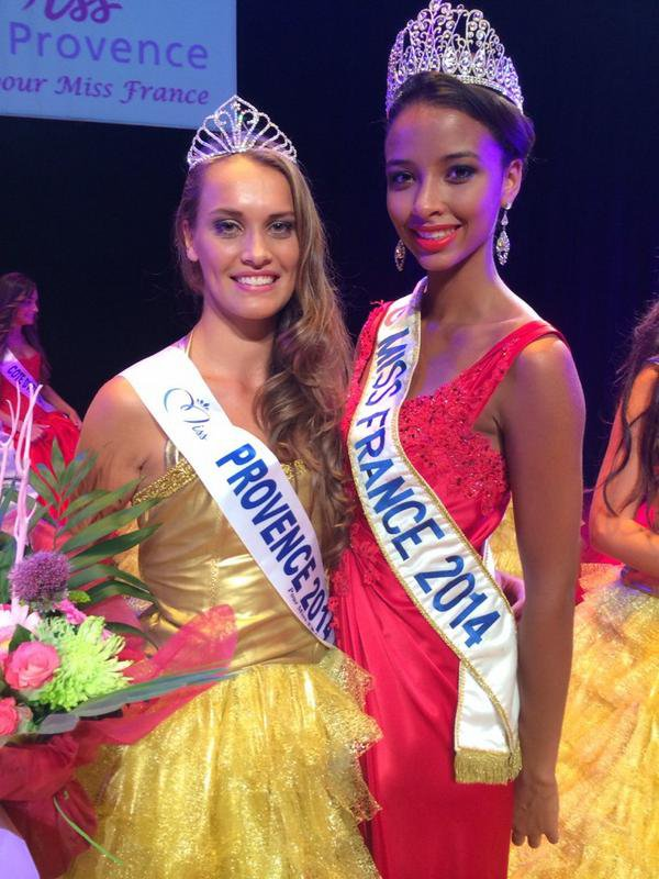 Miss Corse 2014 / Miss Provence 2014