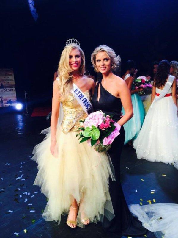 Miss Corse 2014 / Miss Provence 2014/ Miss Auvergne 2014 / Miss Ile de France 2014