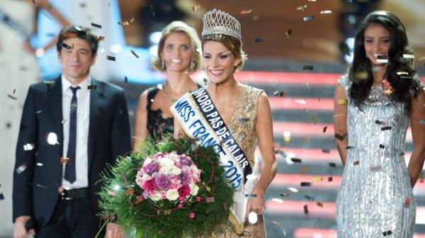 Le Classement de Miss France 2015