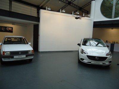 Pr�sentation Opel Corsa