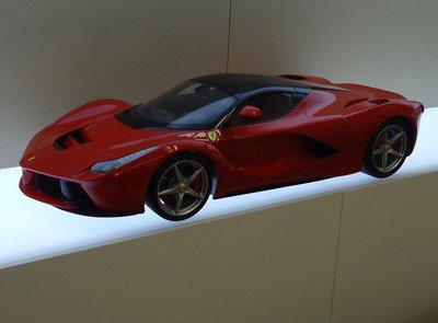 Mondial 2014 : 7. Ferrari