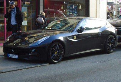 Encore une Ferrari ?