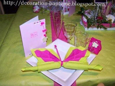 Articles de deco bapteme tagg s decoration bapteme fille blog d - Idee deco bapteme fille ...