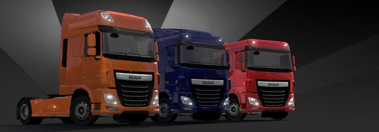 DAF XF Euro 6 disponible en b�ta officielle sur Steam (ETS2)