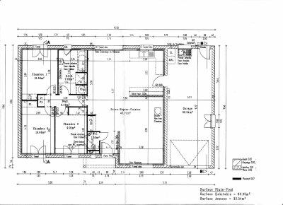 Blog de cyrilleetmilie maison de cyrille et milie for Plan de maison cote