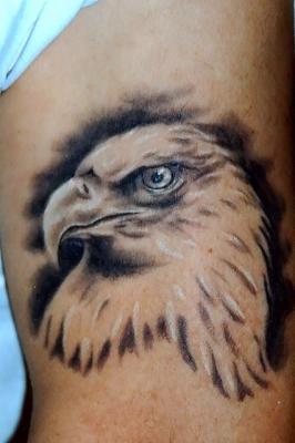 Aigle le tatouage sa signification et son histoire - Tatouage indien signification ...