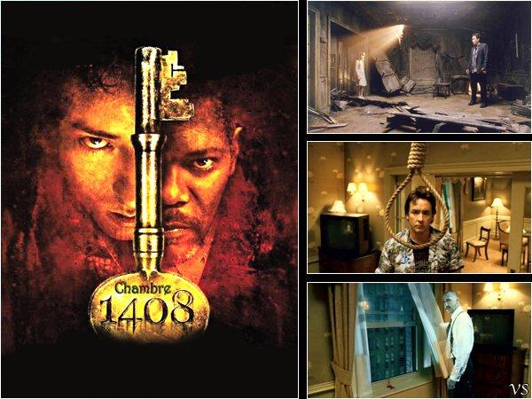 Chambre 1408 la r f rence du film d 39 horreur for Chambre 13 film