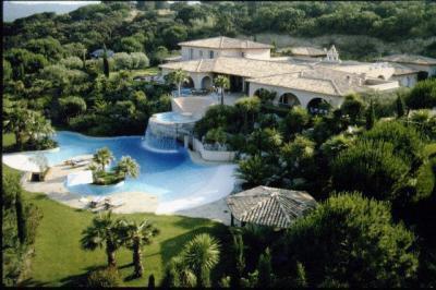 Villa lorada saint tropez je suis fan - Maison de johnny hallyday ...