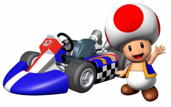 mario kart wii personnages disponibles toad blog de timat313. Black Bedroom Furniture Sets. Home Design Ideas