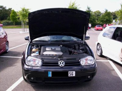 vw golf 4 v6 4motion carat a mon fr re blog de tuning206 206ccbleublanc. Black Bedroom Furniture Sets. Home Design Ideas