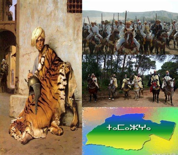 أمازيغ الجزائر