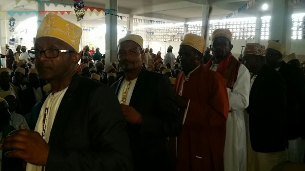 Le Madjlisse de Saidali Said Mohamed