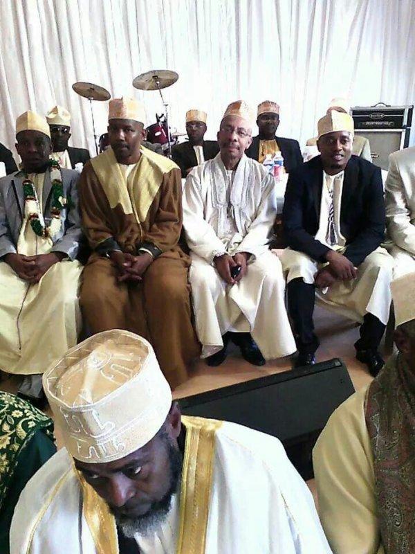 Mariage de Mohamed Athoumane Dja� � Lyon