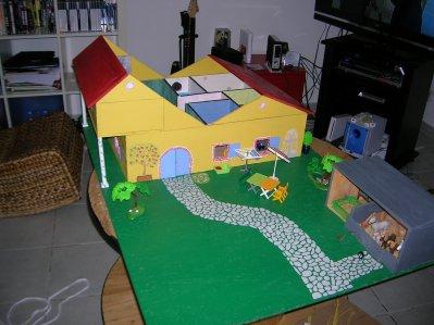Bricolage maison playmobil koala forever for Revue bricolage maison