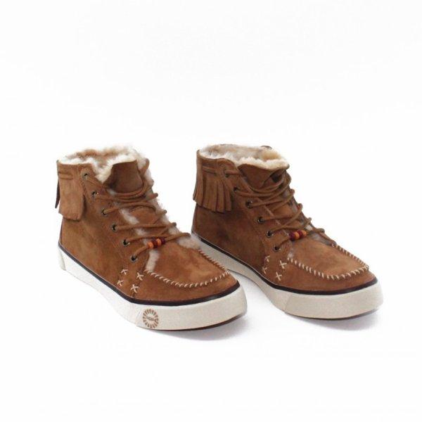 articles de la mode pour ados tagg s chaussures a frange be fashion. Black Bedroom Furniture Sets. Home Design Ideas