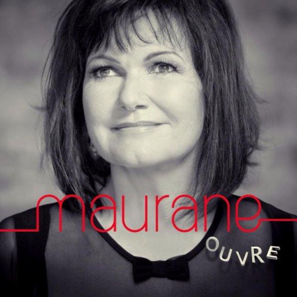 """Maurane nouvel album """"Ouvre"""" avec un duo avec Bernard Lavilliers - 17 novembre 2014"""
