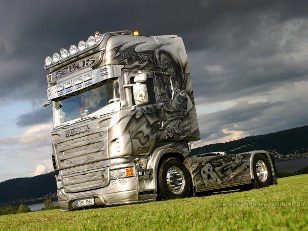 Truckers world
