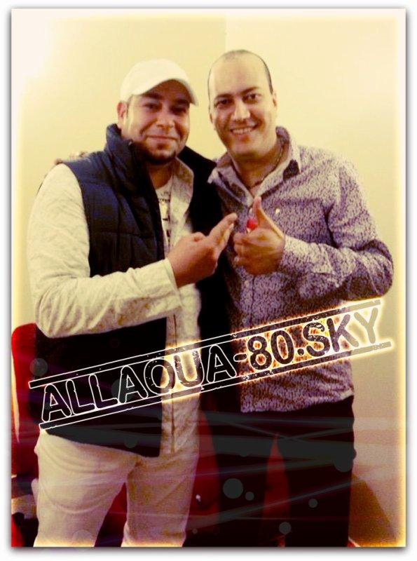 Farid Acharchar & Le Prince Mohamed Allaoua / Vendredi  11 Avril 2014