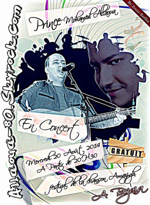 ☆ Festival De La Chanson Amazigh A Bejaia ☆ 20 Ao�t 2014 ☆
