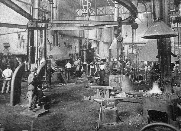 ateliers centraux de la compagnie des mines d 39 aniche vers 1930 3 toute une passion de notre. Black Bedroom Furniture Sets. Home Design Ideas