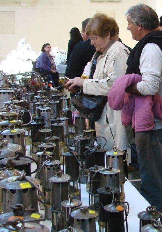 11 me dition du salon de l 39 objet minier mining 2011 for Garage auto bully les mines