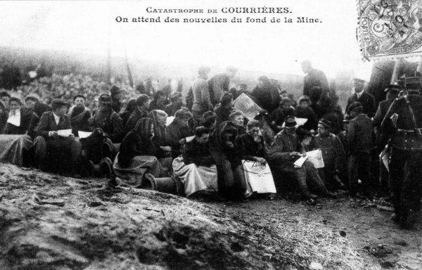 108 �me anniversaire de la catastrophe des Mines de Courri�res