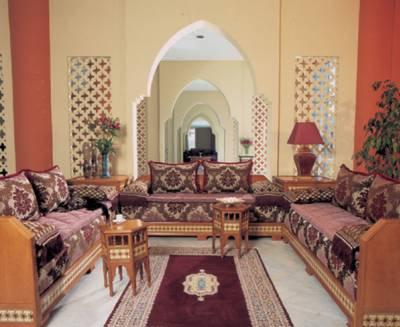 Le salon algerien algerie mon pays - Salon en cuir algerie ...