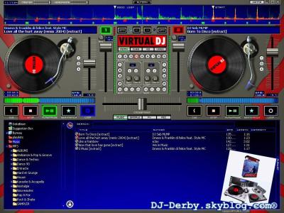 Virtual dj le logiciel dj le plus simple et le plus - Table de mixage virtuel a telecharger gratuitement ...