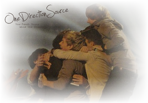 _ One dream, One band, One Direction.  _