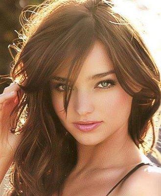 la plus belle top model du monde