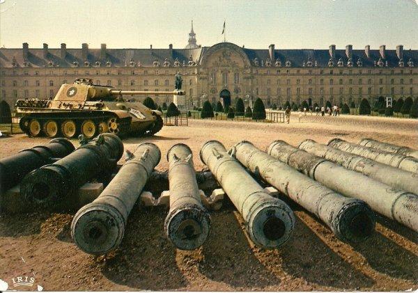 L 39 avancement de la restauration du panther des invalides for L interieur du char de vimoutier