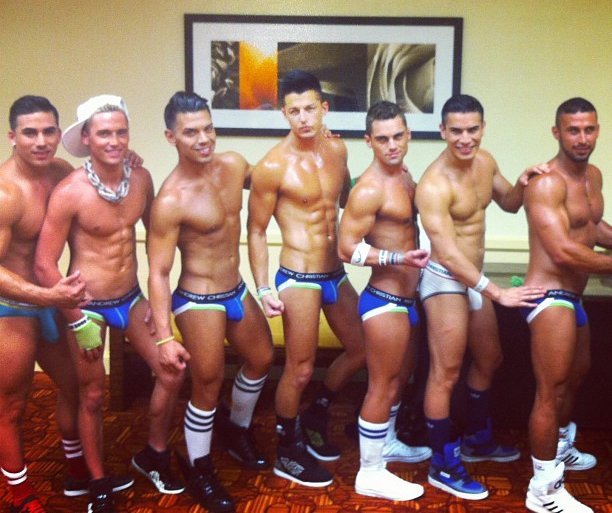 crazy gay orgy