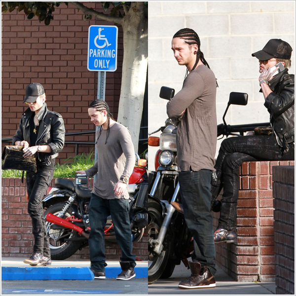 7 817 / 13.03.2012 - Los Angeles HQ.