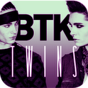 7 864 / 17.07 2012 - BTK Twins Personal Messenger (Alien Wall).