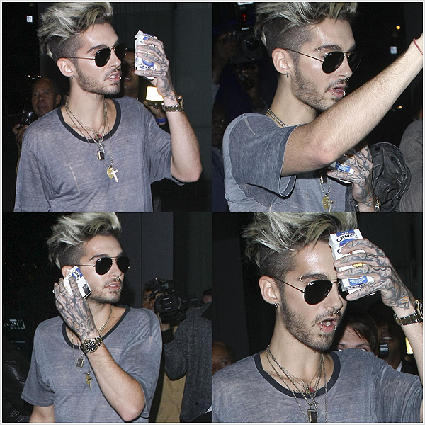 7 931 / 14.08.2012 - Bootsy Bellows Nightclub, West Hollywood, USA.