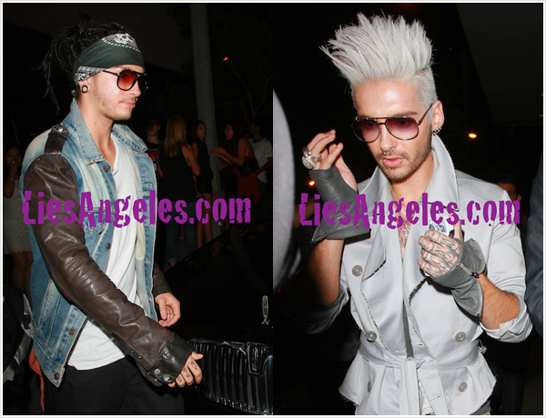 7 973 / 31.08.2012 - Bootsy Bellows, West Hollywood (USA).