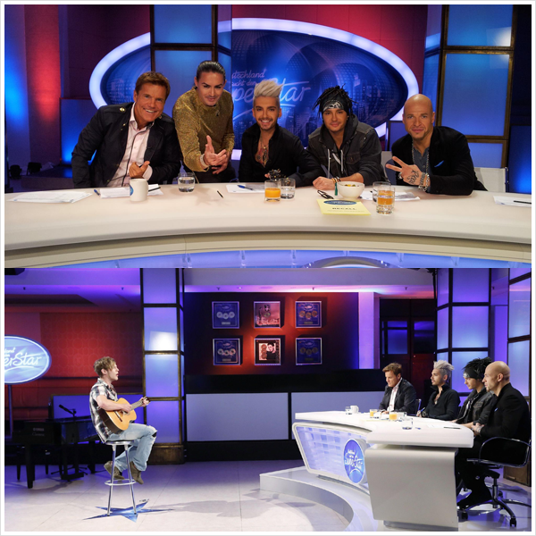 8 199 / 05.10.2012 - Casting DSDS 2013, Berlin (Allemagne).