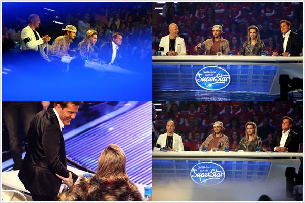 8 281 / 13.04.2013 - DSDS 2013 Live-Show #5 � Cologne (Allemagne).