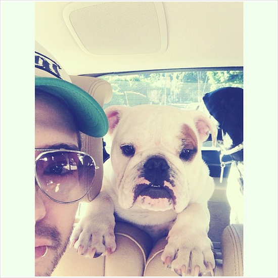 8 504 / Instagram de Bill