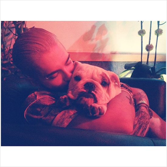 8 507 / Instagram de Bill