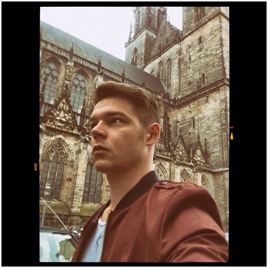 8 508 / Instagram de Georg