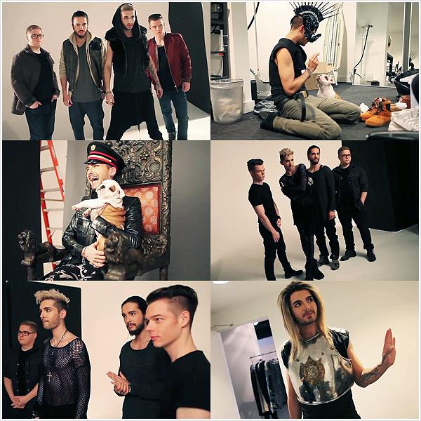 8 544 / Tokio Hotel TV 2014 [Episode 02] 'La pilule sp�ciale de Bill'  - SCREENSHOTS.