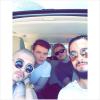 8 619 / Instagram de Bill.
