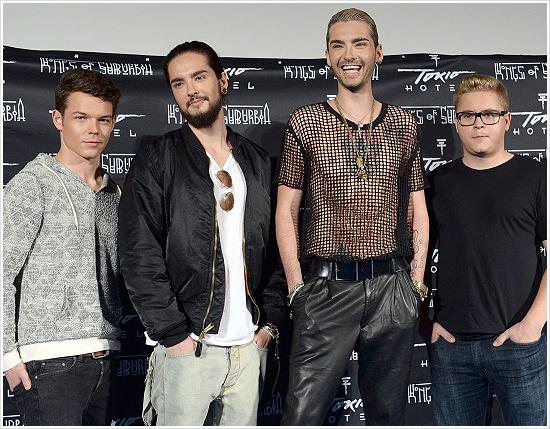 8 746 / wz-newsline.de - Tokio Hotel: Tout recommence.
