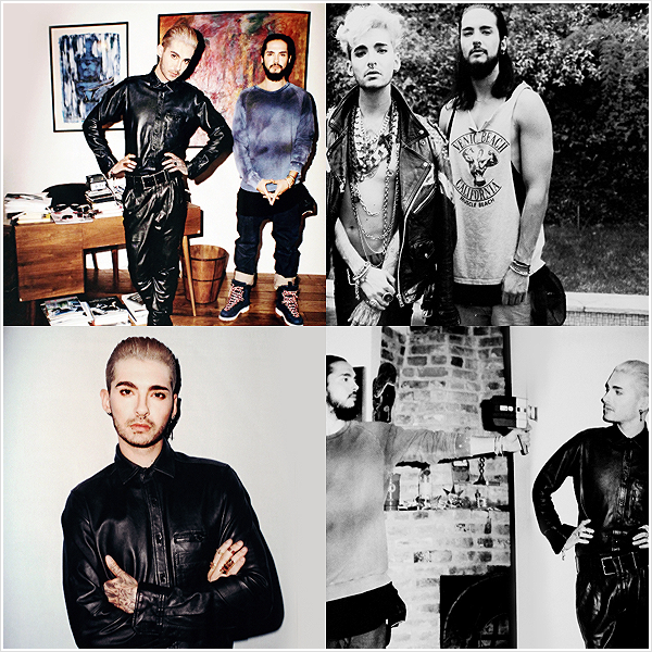 "8 754 / ""Interview"" Magazine photoshoot (Allemagne)."